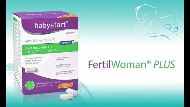 FertilWoman® Plus