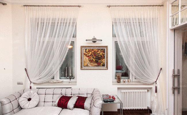 Как подобрать шторы под окна